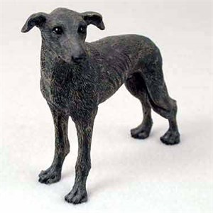 Greyhound Figurine Brindle