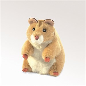 Hamster Puppet