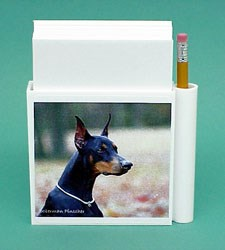 Doberman Pinscher Hold-a-Note
