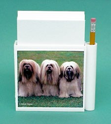Lhasa Apso Hold-a-Note