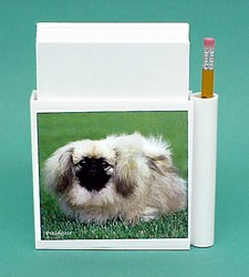 Pekingese Hold-a-Note