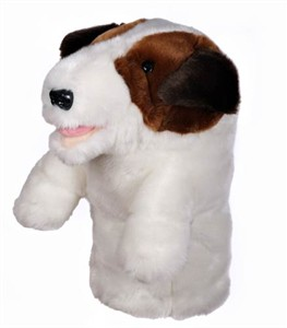 Jack Russell Terrier Golf Headcover