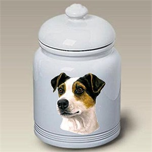 Jack Russell Terrier Treat Jar