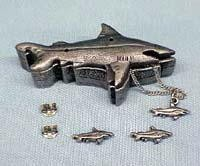 Shark Jewelry Box
