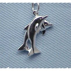 Dolphin Charm
