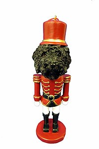 Labradoodle Ornament Nutcracker