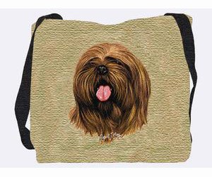 Lhasa Apso Tote Bag