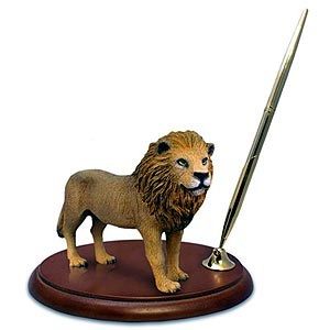 Lion Pen Holder