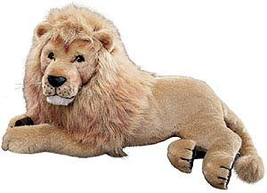 Lion Stuffed Animal