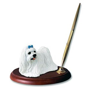 Maltese Pen Holder