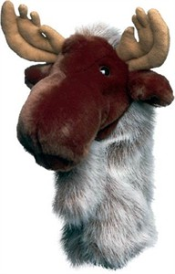 Moose Hybrid Headcover