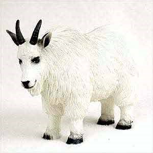 Mountain Goat Figurine
