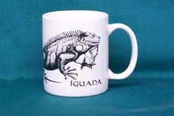 Iguana Mug