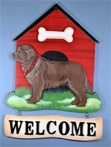 Newfoundland Welcome Sign
