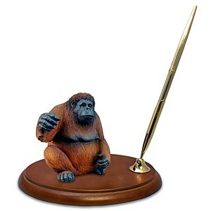 Orangutan Pen Holder