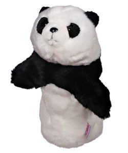 Panda Bear Golf Headcover