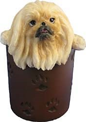 Pekingese Pencil Holder