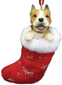 Pit Bull Terrier Ornament