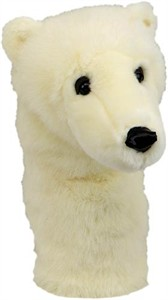 Polar Bear Golf Headcover