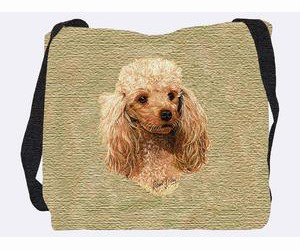 Poodle Tote Bag