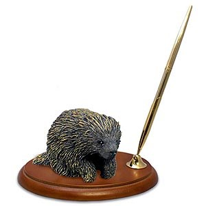 Porcupine Pen Holder