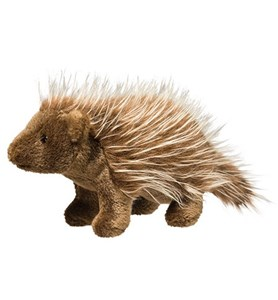 Porcupine Plush Stuffed Animal 12 Inch