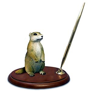 Prairie Dog Pen Holder