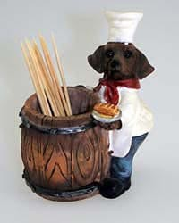 Dachshund Toothpick Holder