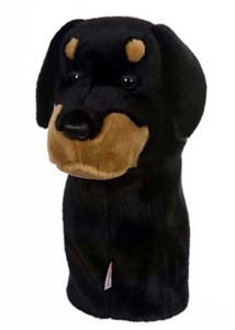 Rottweiler Golf Headcover