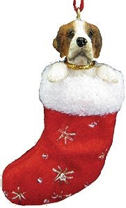 Saint Bernard Ornament