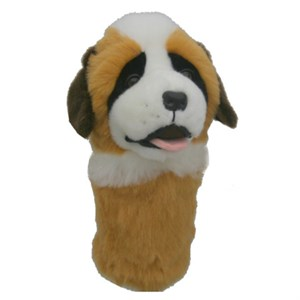 Saint Bernard Golf Headcover