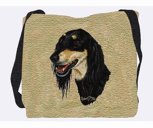 Saluki Tote Bag