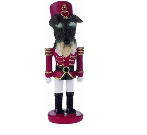 Schnauzer Ornament Nutcracker (uncropped)