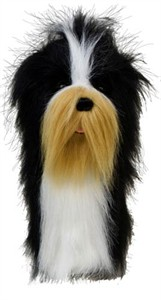 Shih Tzu Golf Headcover