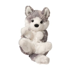 Siberian Husky Plush Stuffed Animal 8 Inch