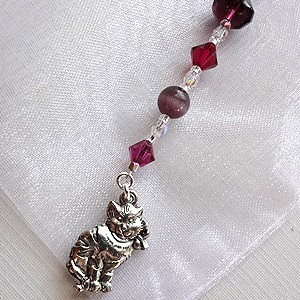 Tabby Cat Bookmark