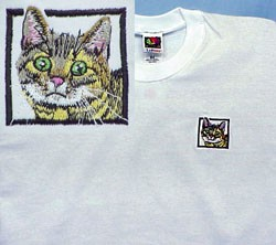Tabby T-shirt