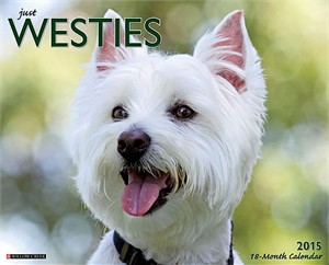 West Highland Terriers Calendar 2013