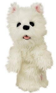 Westie Golf Headcover