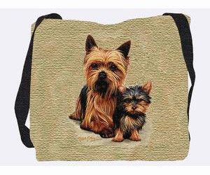 Yorkie Tote Bag