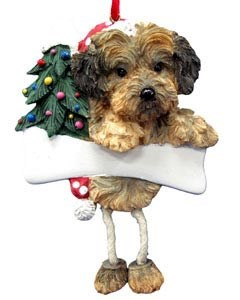 Yorkipoo Ornament