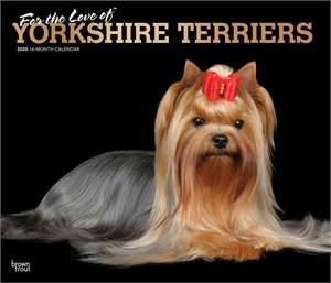 Yorkies By Myrna Calendar 2013