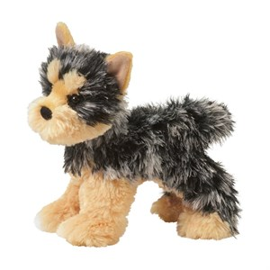 Yorkshire Terrier Plush Stuffed Animal 8 Inch